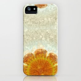 Epexegetic Pie In The Sky Flower  ID:16165-011115-17420 iPhone Case