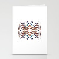 ethnic Stationery Cards featuring Ethnic by Rui Faria