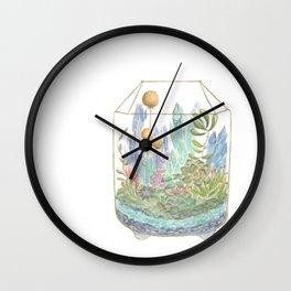 Small World Wall Clock