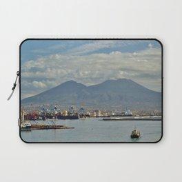 Mt. Vesuvius Laptop Sleeve