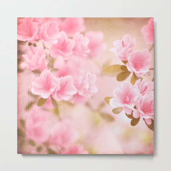 Thinking Springtime Metal Print