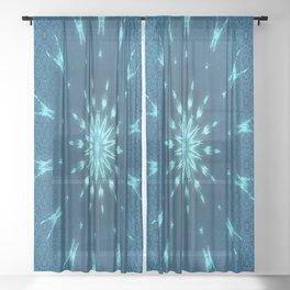 Boho Chic IX Sheer Curtain