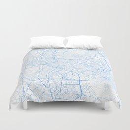 Rome. Blue Period Duvet Cover