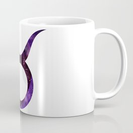 Galactic Taurus Coffee Mug