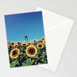 Sunflowers & Snapshots Stationery Cards