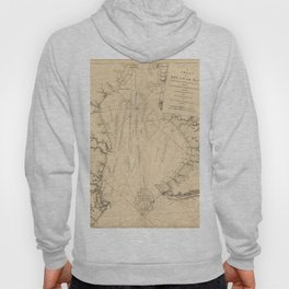 The Atlantic Neptune: Charts for the Use of the Royal Navy (1780) - Delaware Bay Hoody