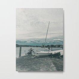 Mystic, CT. 2020 Metal Print