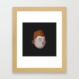 Mercurian Jimbo Framed Art Print