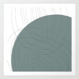 Coit Pattern 31 Art Print