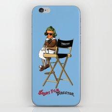 Short Film Director iPhone & iPod Skin