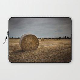 Bales of hay Laptop Sleeve