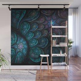 Swirlbubble Wall Mural