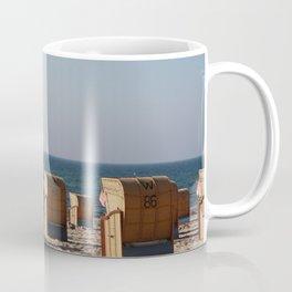 Beach at the baltic sea Coffee Mug