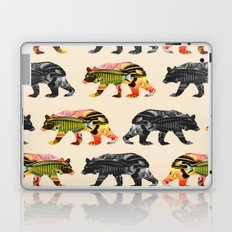 Gone Fishing Pattern Laptop & iPad Skin