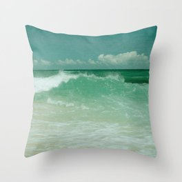 The North Shore Throw Pillow