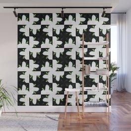 Katze Wall Mural