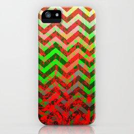 color Spatter set 1 iPhone Case