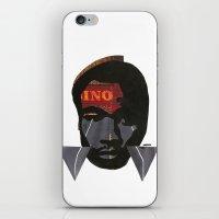 childish gambino iPhone & iPod Skins featuring Childish Gambino by American Cut