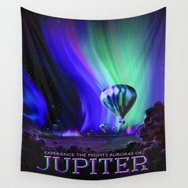 Vintage poster - Jupiter Wall Tapestry