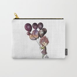 Space Balloons Carry-All Pouch