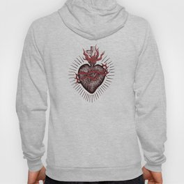 Bleeding Heart Hoody