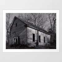 tennessee Art Prints featuring Tennessee by shadow-of-light-imaging