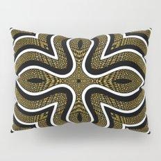 Shapiraz Gold Pillow Sham