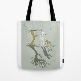 Alive & Well Tote Bag