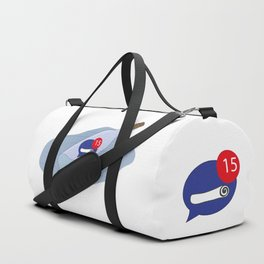 Messenger Bottle Duffle Bag