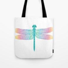 dragonfly v1 Tote Bag