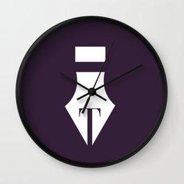 The Telling Tales Wall Clock
