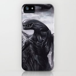 Alien - Xenomorp iPhone Case