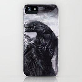 Alien - Xenomorph iPhone Case