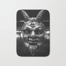 Devil's likeness Bath Mat