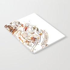 Hogwarts Crest Notebook