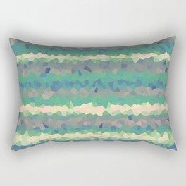 watermelon crawl Rectangular Pillow