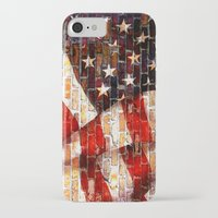 flag iPhone & iPod Cases featuring Flag by Urlaub Photography