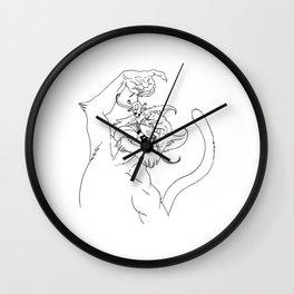 cruel Wall Clock