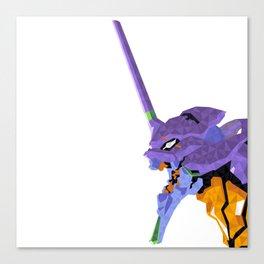 Eva-01 Canvas Print