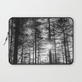 Winter Pine Forest 1 Laptop Sleeve
