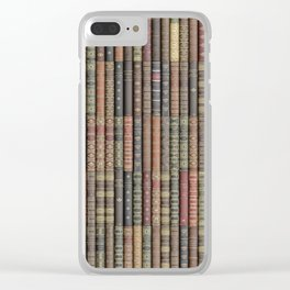 Keep Reading Clear iPhone Case