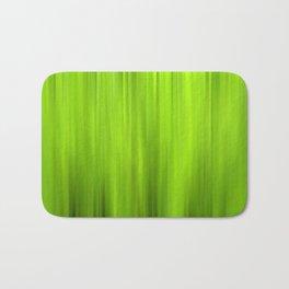 green grass abstract VII Bath Mat