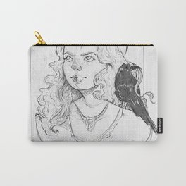 Nevermore Carry-All Pouch