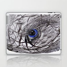 Eye on the Ball Laptop & iPad Skin