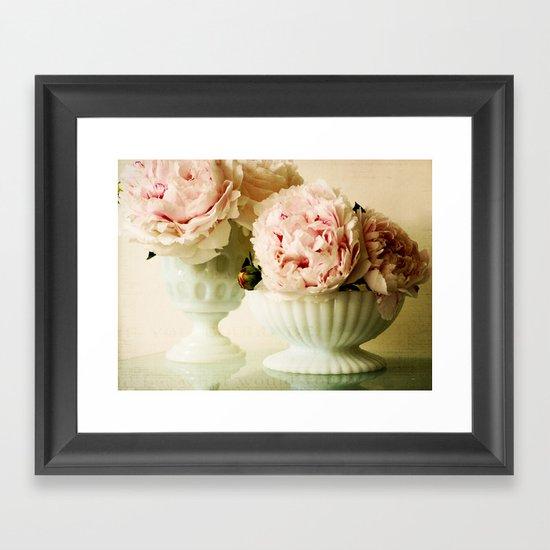 Sweet as Honey Framed Art Print