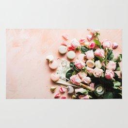 pink roses #society6 #decor #buyart Rug