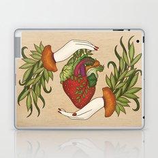 Eating is caring Laptop & iPad Skin