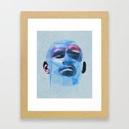 Dream thought Framed Art Print