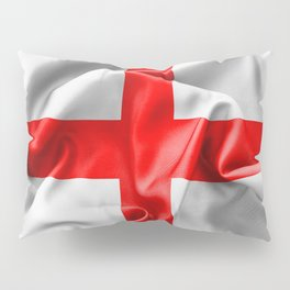 English St Georges Cross Flag Pillow Sham