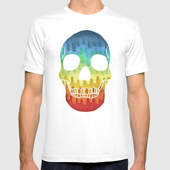 Paper Skull T-shirt